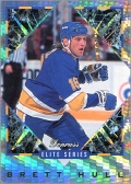 1993-94 Donruss Elite Series Inserts #5 - Brett Hull