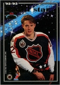 1993-94 Stadium Club All-Stars - Pavel Bure / Kevin Stevens