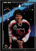 1993-94 Stadium Club All-Stars - Doug Gilmour / Joe Sakic