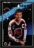 1993-94 Stadium Club All-Stars - Wayne Gretzky / Mario Lemieux