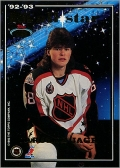 1993-94 Stadium Club All-Stars - Brett Hull / Jaromir Jagr