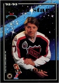 1993-94 Stadium Club All-Stars - Jari Kurri / Alexander Mogilny