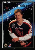 1993-94 Stadium Club All-Stars - Dave Manson / Zarley Zalapski