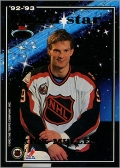 1993-94 Stadium Club All-Stars - Gary Roberts / Kirk Muller