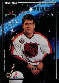 1993-94 Stadium Club All-Stars - Luc Robitaille / Mark Recchi