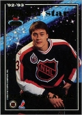 1993-94 Stadium Club All-Stars - Teemu Selanne / Mike Gartner