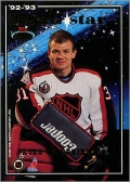 1993-94 Stadium Club All-Stars - Mike Vernon / Peter Sidorkiewcz