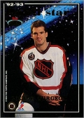 1993-94 Stadium Club All-Stars - Mike Modano / Pierre Turgeon