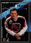 1993-94 Stadium Club All-Stars - Steve Yzerman / Pat Lafontaine