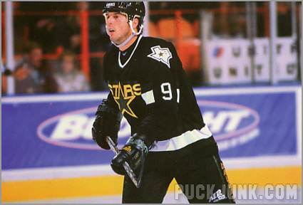1998-99 Panini Photocards - Mike Modano