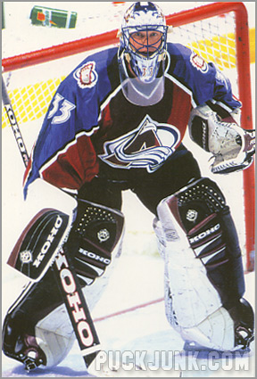 1998-99 Panini Photocards - Patrick Roy