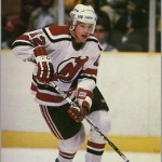 Review: 1985-86 New Jersey Devils postcard set