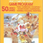 Video Olympics for the Atari 2600