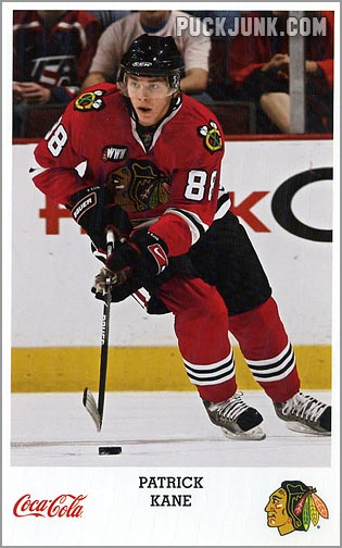 2007-08 Blackhawks Patrick Kane version 2