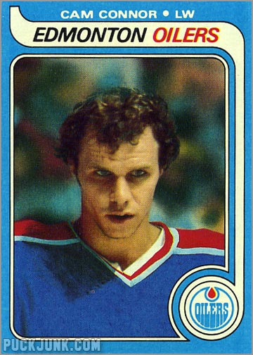 1979-80 Topps #138 - Cam Connor