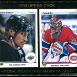 1990-91 Upper Deck Prototype Cards