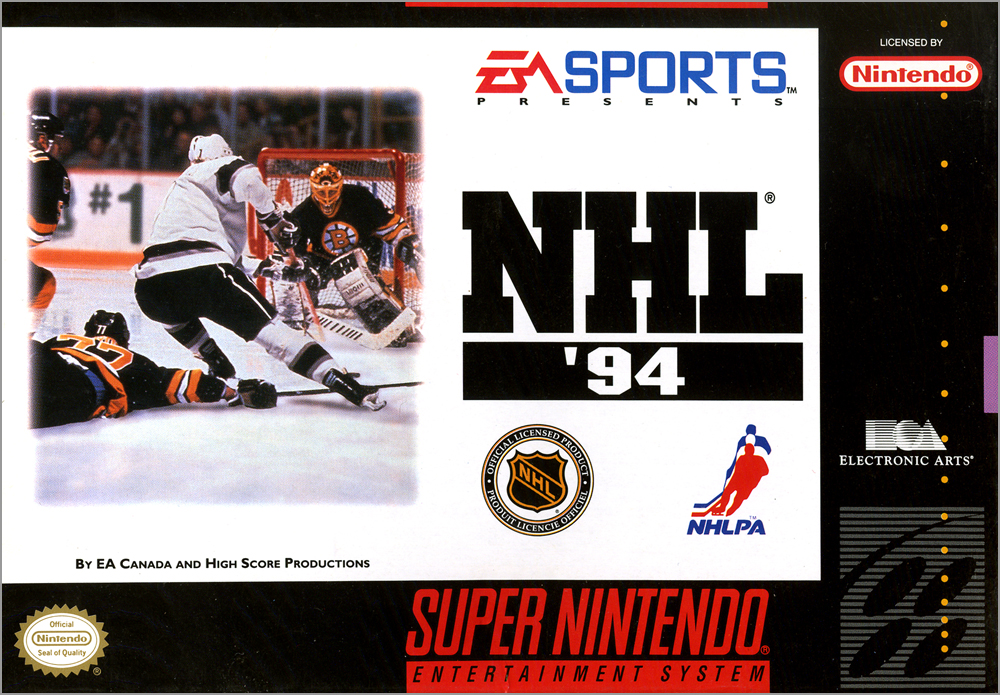 NHL '94 for SNES