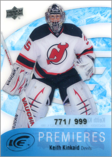 2011-12 Ice #72 - Keith Kincaid