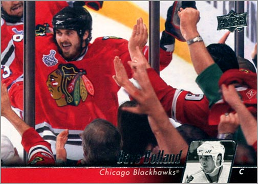 2010-11 Upper Deck #158 - Dave Bolland