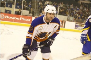 Sean William Scott as Doug Glatt in Goon
