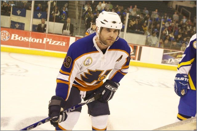 Seann William Scott as Doug Glatt in Goon