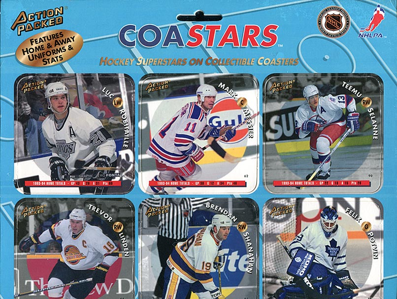 1994-95 Action Packed Coastars