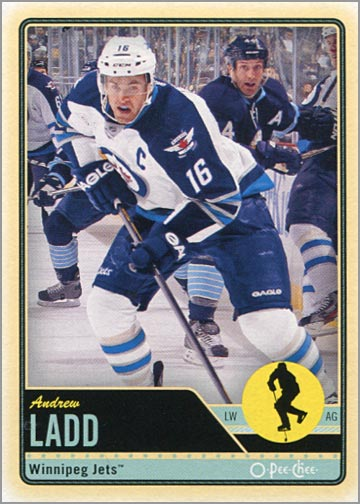 l2012-13 O-Pee-Chee #49 - Andrew Ladd
