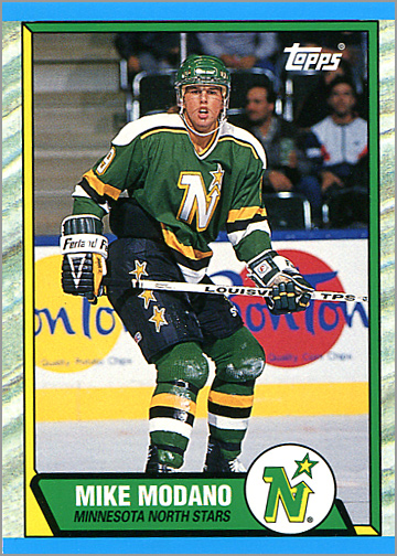 2003-04 Topps Lost Rookies #LRC-MM - Mike Modano
