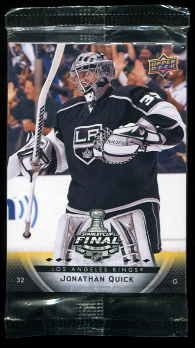 2011-12 L.A. Kings Stanley Cup Finals - Sealed Set