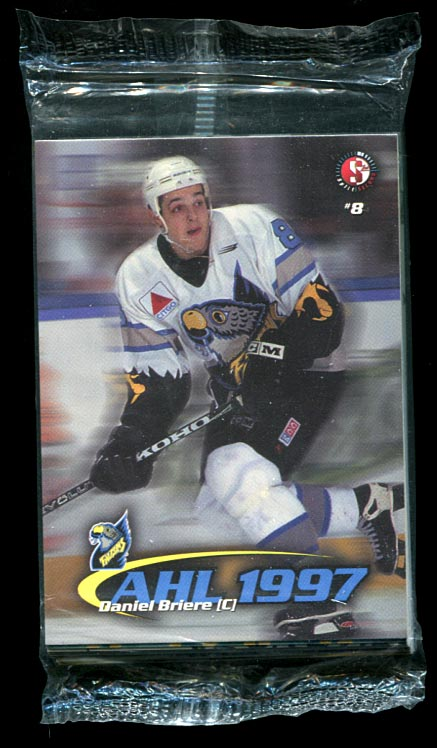 1997-987 Springfield Falcons Sealed Team Set