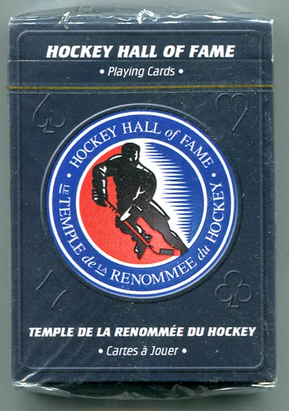 Hockey Hall of Fame Playing Cards