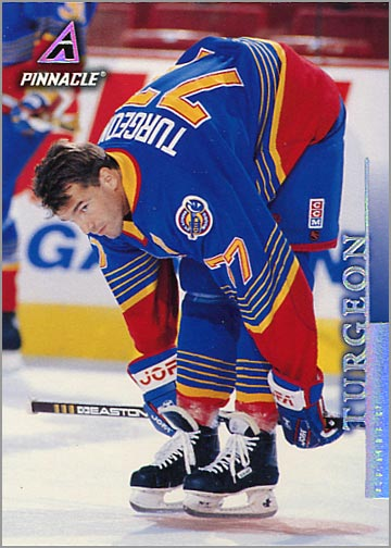1997-98 Pinnacle #75 - Pierre Turgeon