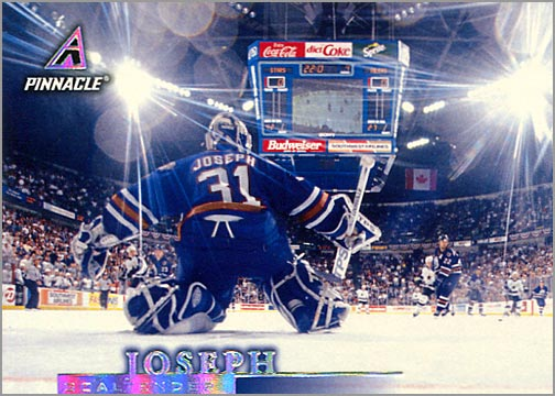 1997-98 Pinnacle #93 - Curtis Joseph