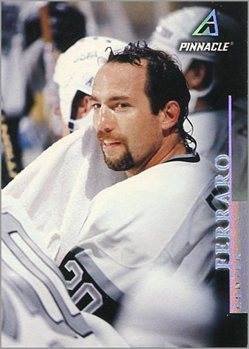 1997-98 Pinnacle #146 - Ray Ferraro