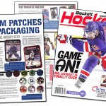 My Oddball Sets Article in Beckett Hockey #247
