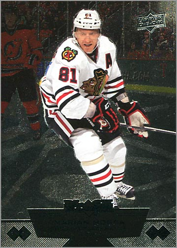 2012-13 Black Diamond #122 - Marian Hossa