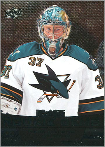 2012-13 Black Diamond #200 - Tyson Sexsmith