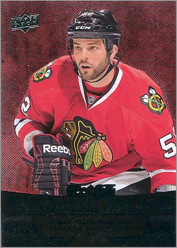 2012-13 Black Diamond #183 - Brandon Bollig (Ruby Parallel)