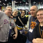 A Recap of Last Weekend's Card Show