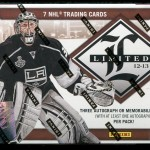 2012-13 Panini Limited Box Break