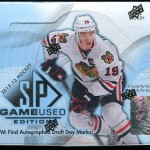 2012-13 SP Game Used Box Break