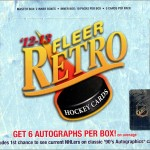 2012-13 Fleer Retro Hockey Box Break