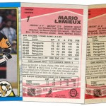 1989-90 O-Pee-Chee Tembec Test prototype hockey cards