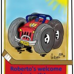 Card 'Toons: Pumped up!