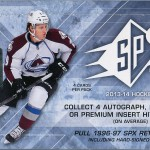 Box Break: 2013-14 SPx Hockey