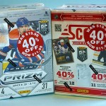2013-14 Panini Hockey Products on Markdown at Big Box Retailers