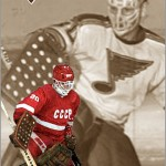 "Custom Card: 1992-93 Pinnacle ""The Idols"" Seth Martin & Vladislav Tretiak"