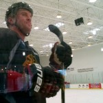 Blackhawks Practice [Video & Photos]