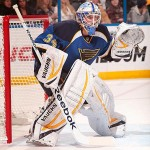 Interview: Blues Goalie Jake Allen