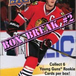 2014-15 Upper Deck Series 1 box break #2